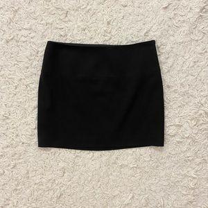 Express Black Mini Skirt Size 0